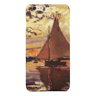 Claude Monet-Segelboot bei Le Klein-Gennevilliers
