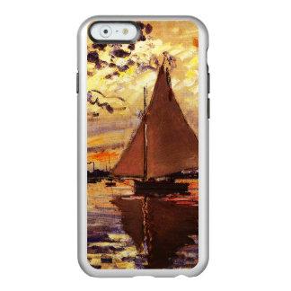 Claude Monet-Segelboot bei Le Klein-Gennevilliers Incipio Feather® Shine iPhone 6 Hülle