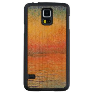 Claude Monet-Sonnenuntergang in der