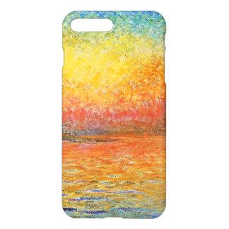 Claude Monet-Sonnenuntergang in der iPhone 8 Plus/7 Plus Hülle