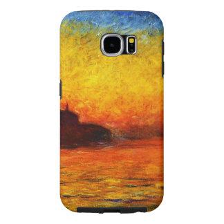 Claude Monet-Sonnenuntergang in Venedig
