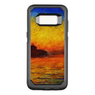 Claude Monet-Sonnenuntergang in Venedig OtterBox Commuter Samsung Galaxy S8 Hülle