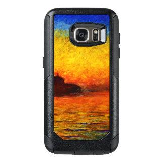 Claude Monet-Sonnenuntergang in Venedig OtterBox Samsung Galaxy S7 Hülle