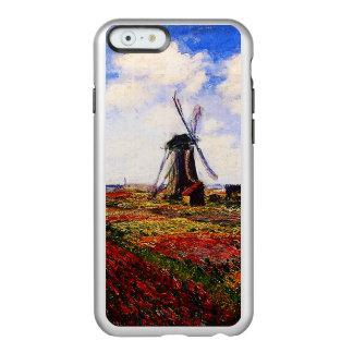 Claude Monet-Tulpen Felder Incipio Feather® Shine iPhone 6 Hülle