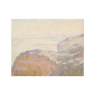 Claude Monet - Val-Heilig-Nicolas, nahe Dieppe Leinwanddruck