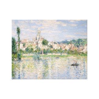 Claude Monet - Vetheuil im Sommer Leinwanddruck