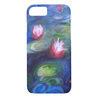 Claude Monet: Wasser-Lilien 2 iPhone 7 Hülle