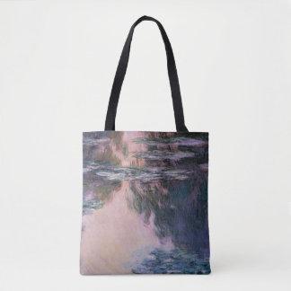Claude Monet-Wasser-Lilien, GalleryHD schöne Kunst Tasche
