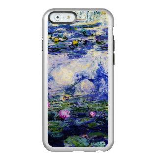 Claude Monet-Wasser-Lilien Incipio Feather® Shine iPhone 6 Hülle