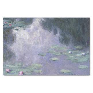 Claude Monet-Wasser-Lilien Nymphéas 1907 GalleryHD Seidenpapier