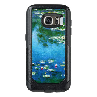 Claude Monet-Wasser-Lilien OtterBox Samsung Galaxy S7 Hülle