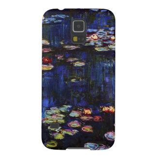 Claude Monet-Wasser-Lilien Samsung S5 Cover
