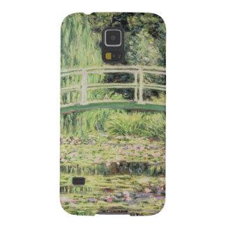 Claude Monet | weißer Nenuphars, 1899 Galaxy S5 Cover