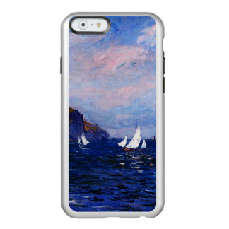 Claudec$monet-klippen und -Segelboote bei Incipio Feather® Shine iPhone 6 Hülle