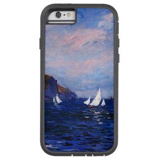 Claudec$monet-klippen und -Segelboote bei Tough Xtreme iPhone 6 Hülle