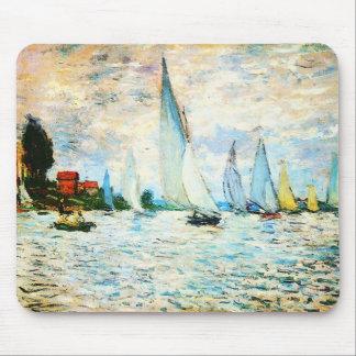 Claudec$monet-regatta in Argenteuil Mauspad