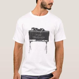 """Claymore ""Front in Richtung zum Feind"""" T - Shirt"