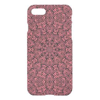 Clearly™ Ablenker-Kasten - Harmonie-Rosa iPhone 8/7 Hülle