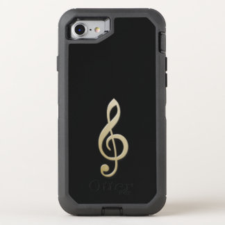 Clef iPhone 7 Fall OtterBox Defender iPhone 8/7 Hülle