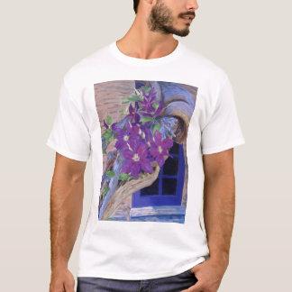 Clematis-Rebe T-Shirt