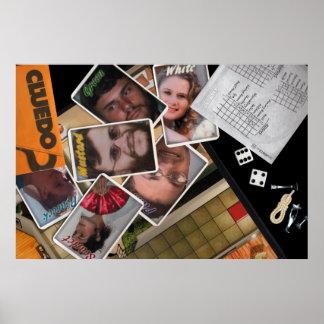 Cleudo personalisiert poster