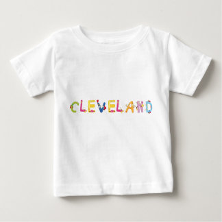 Cleveland-Baby-T - Shirt
