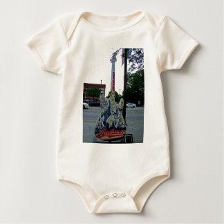 Cleveland-Gitarre VI Baby Strampler
