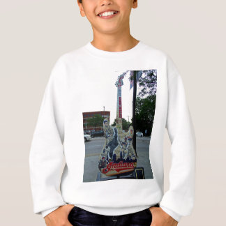 Cleveland-Gitarre VI Sweatshirt