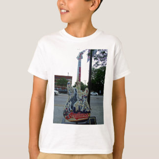 Cleveland-Gitarre VI T-Shirt