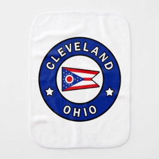 Cleveland Ohio Baby Spucktuch