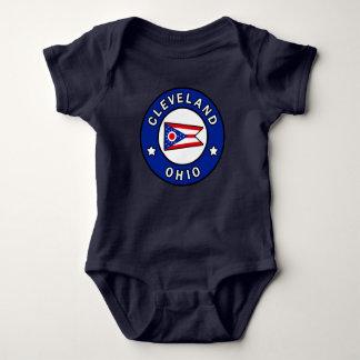 Cleveland Ohio Baby Strampler