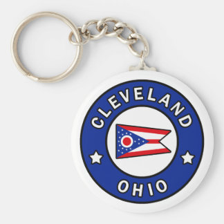 Cleveland Ohio Schlüsselanhänger