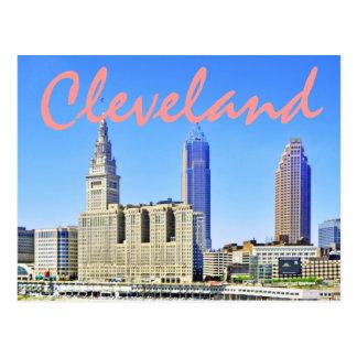 Cleveland, Ohio, USA Postkarte