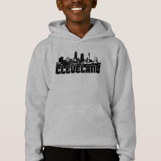 Cleveland-Skyline Hoodie