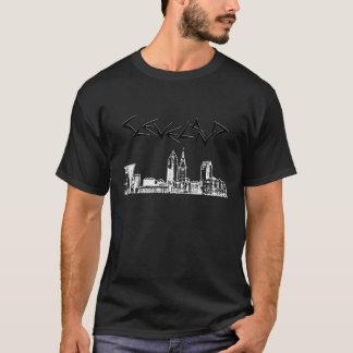 Cleveland-Skyline T-Shirt