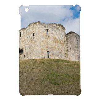 Cliffords Turm in historischem Gebäude Yorks iPad Mini Hülle