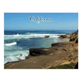 Cliffside Postkarte