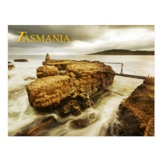 Clifton Strand, Tasmanien, Australien Postkarte