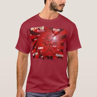 """Clio """"verbreitete einiges."""" T - Shirt"""