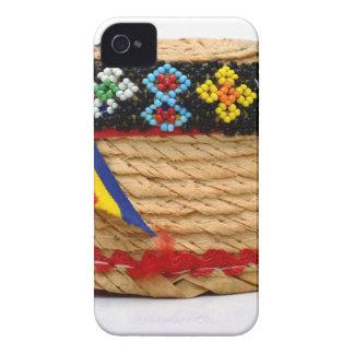 clop traditionellen Hut iPhone 4 Case-Mate Hülle