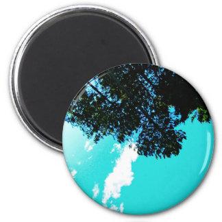 cloquet Minnesota Runder Magnet 5,1 Cm