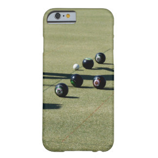 Close_Call, _Lawn_Bowls, _Barely dort iPhone 6 Barely There iPhone 6 Hülle