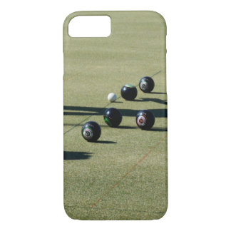 Close_Call, _Lawn_Bowls, _Barely dort iPhone 7 iPhone 8/7 Hülle
