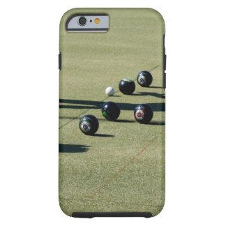 Close_Call, _Lawn_Bowls, _Tough iPhone 6/6s Fall Tough iPhone 6 Hülle