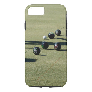 Close_Call, _Lawn_Bowls, _Tough iPhone 7 Fall iPhone 8/7 Hülle