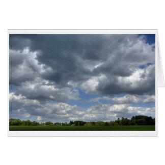 Cloudscape #50 karte