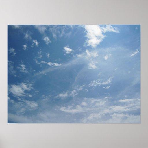 Cloudscape Plakate