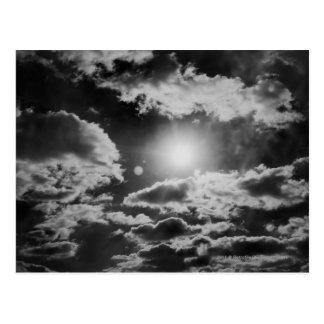 Cloudscape Postkarte