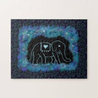Cloudwalker Elefant-Puzzlespiel Puzzle