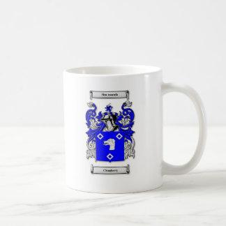Clougherty Wappen Kaffeetasse